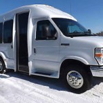 Luxury Micro Coach Exterior