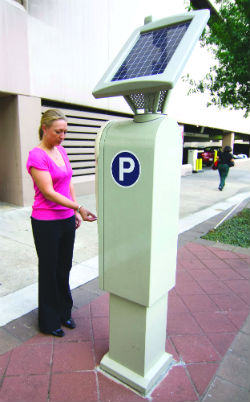 SP+ Municipal Parking  Management