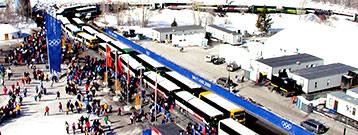 Bid Preparation, SP+ Event Logistics