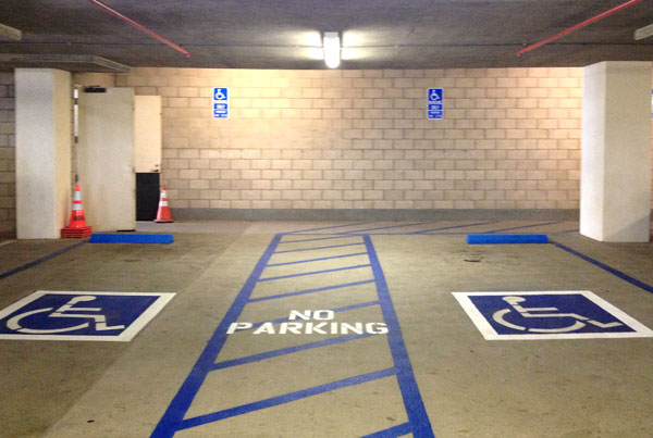 Parking Lot Painting Amp Striping Sp